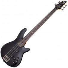 SCHECTER SGR C-5 BASS BLK - 5 струнная бас-гитара