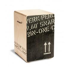 SCHLAGWERK CP403BLK - Кахон серии 2inOne Black Edition, размер 45 см