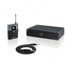 SENNHEISER XSW 1-CI1-B инструментальная радиосистема с поясным передатчиком
