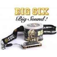 SEYDEL SOHNE Big Six Classic C 16666C - Губная гармошка
