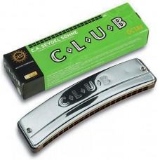 SEYDEL SOHNE Club 40 C (31400C) Губная гармошка, октавная
