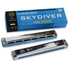 SEYDEL SOHNE Skydiver C (25480C) Губная гармошка тремоло