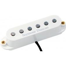 SEYMOUR DUNCAN STK-S4N STACK PLUS STRAT WHITE звукосниматель для электрогитары сингл