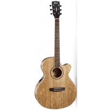 CORT SFX AB NAT With BAG - электроакустическая гитара c чехлом