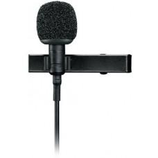 SHURE MVL - конденсаторный петличный микрофон для записи на мобильный телефон или планшет