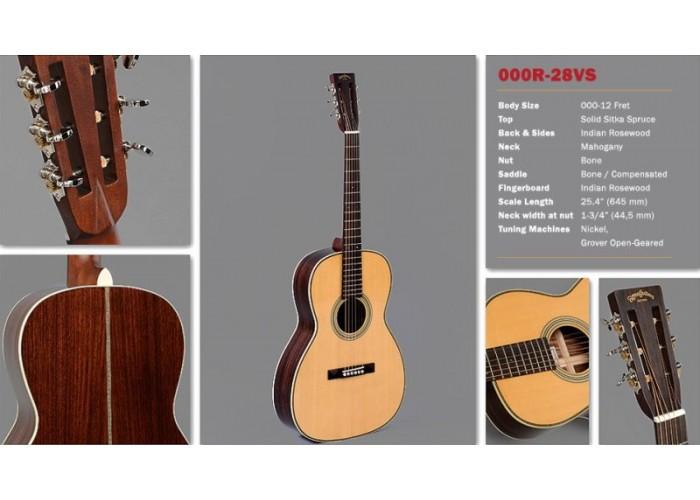 SIGMA 000R-28VS - акустическая гитара