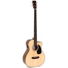 Sigma BMC-1STE+ - акустическая бас-гитара с подключением