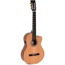 Sigma CMC-STE+ - электроакустическая гитара