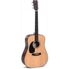 SIGMA DM-1L - акустическая гитара, леворукая
