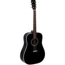 SIGMA DM-1ST-BK - акустическая гитара