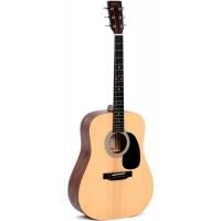 Sigma DM-ST+ - акустическая гитара