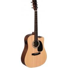 SIGMA DMC-STE - электроакустическая гитара