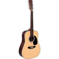 SIGMA DR12-28- двенадцатиструнная гитара