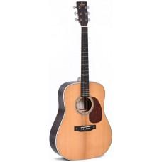 SIGMA DT-1 - акустическая гитара