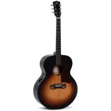 SIGMA GJM-SGE - электроакустическая гитара