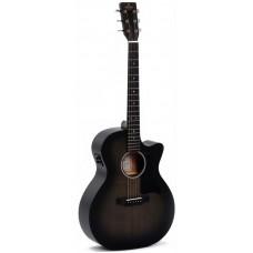SIGMA GMC-STE-BKB - электроакустическая гитара