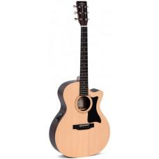 Sigma GTCE+ электроакустическая гитара