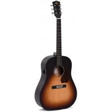 SIGMA JM-SGE+ - электроакустическая гитара
