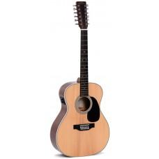 Sigma JM12-1STE+ - 12-струнная электроакустическая гитара