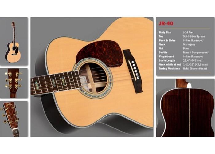 SIGMA JR-40 - акустическая гитара