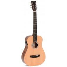 Sigma TM-12E+ - акустическая гитара с подключением