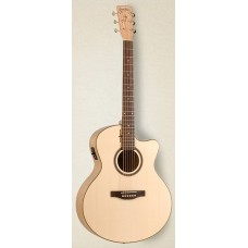 Simon & Patrick Amber Trail CW MiniJumbo SGT35 Электроакустическая гитара