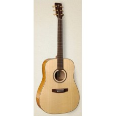 Simon & Patrick Showcase Flame Maple DLX TRIC Акустическая гитара, с футляром
