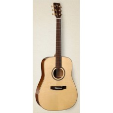 Simon & Patrick Showcase Mahogany DLX TRIC Акустическая гитара, с футляром