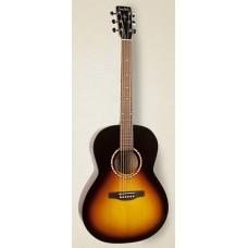 Simon & Patrick Songsmith Sunburst Folk GT Акустическая гитара, с чехлом