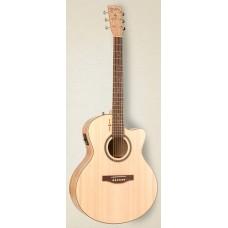 Simon & Patrick Wild Cherry CW MiniJumbo T35 Электроакустическая гитара