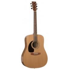 Simon & Patrick Woodland Cedar Left QIT Электроакустическая гитара, леворукая