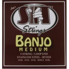 SIT B51024 - струны для банджо