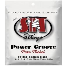 SIT GL1150 SILENCERS - струны для акустической гитары
