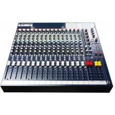 SOUNDCRAFT FX16ii Микшер