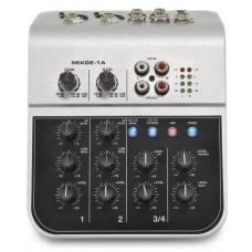 Soundking MIX02-1A Мини-микшерный пульт, 6 каналов