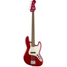 Squier Contemporary Jazz Bass®, Laurel Fingerboard, Dark Metallic Red бас-гитара