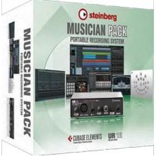 STEINBERG Musician Pack UR12 + CUBASE ELEMENTS - Комплект USB аудиоинтерфейс + ПО