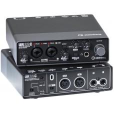 STEINBERG UR22C - Аудиоинтерфейс USB, звуковая карта