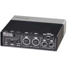 STEINBERG UR22MKII - Аудиоинтерфейс USB, звуковая карта