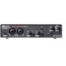 STEINBERG UR242 - Аудиоинтерфейс USB, звуковая карта