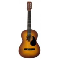 STRUNAL (CREMONA) 100L Sunburst 4/4 - классическая гитара, размер 4/4