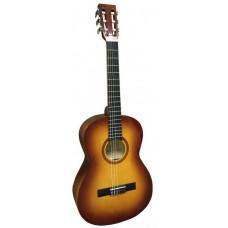 STRUNAL (CREMONA) 101L Sunburst 4/4 - классическая гитара, размер 4/4