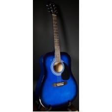 Suzuki SDG-6 BLS акустическая гитара, чехол