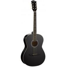 """Suzuki SSG-6 BK акустическая гитара, размер 4/4 (39""""), чехол в комплекте"""