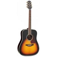 TAKAMINE G70 SERIES GD71-BSB - акустическая гитара типа DREADNOUGHT