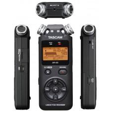 TASCAM DR-05V2 портативный цифровой диктофон PCM/MP3
