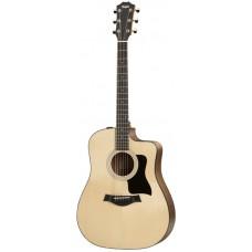 TAYLOR 110ce 100 Series - электроакустическая гитара, мягкий чехол