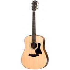 TAYLOR 110e 100 Series - гитара электроакустическая, форма дредноут, чехол
