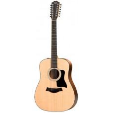 TAYLOR 150e 100 Series электроакустическая двенадцатиструнная гитара, мягкий чехол