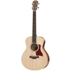 TAYLOR GS MINI-e BASS GS Mini Bass бас-гитара электроакустическая, форма корпуса трэвл, чехол